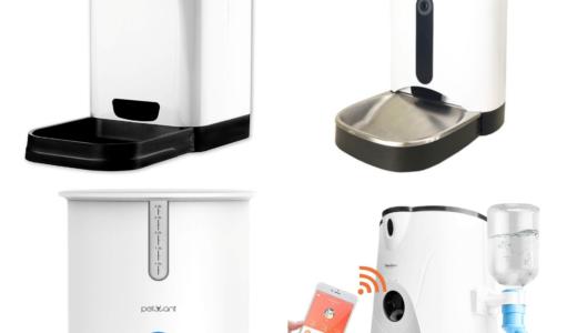 【2019年最新ランキング】犬や猫におすすめの自動給餌器を徹底比較!スマホから操作できるカメラ付きの製品をご紹介!